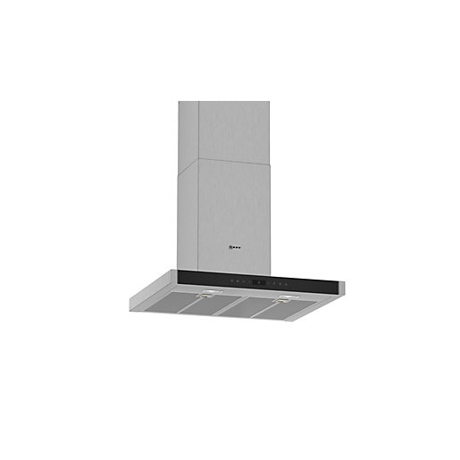 NEFF 90cm Box Chimney Hood D95BMP5N0B