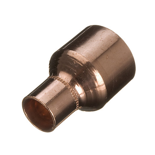 Wickes End Feed Fitting Reducer - 10 x