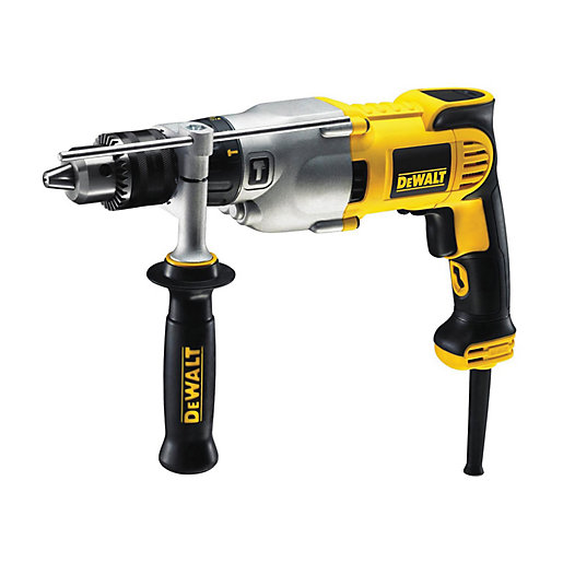 DEWALT D21570K-GB Silver Bullet Corded Diamond Core Drill