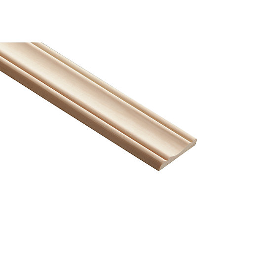 Wickes Pine Decorative Panel Moulding - 8mm x