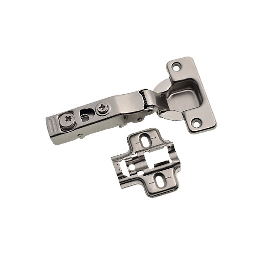 Wickes 110 Degree Clip On Concealed Cabinet Hinge