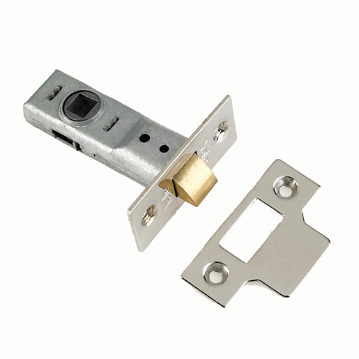 Yale P-M888-BZ-64 Tubular Door Latch - Chrome 64mm