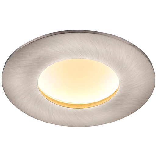 Saxby Orbital Plus LED Anti Glare Fire Rated