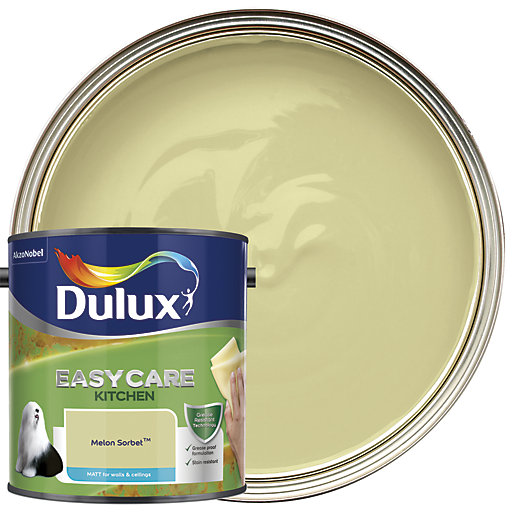 Dulux Easycare Kitchen - Melon Sorbet - Matt