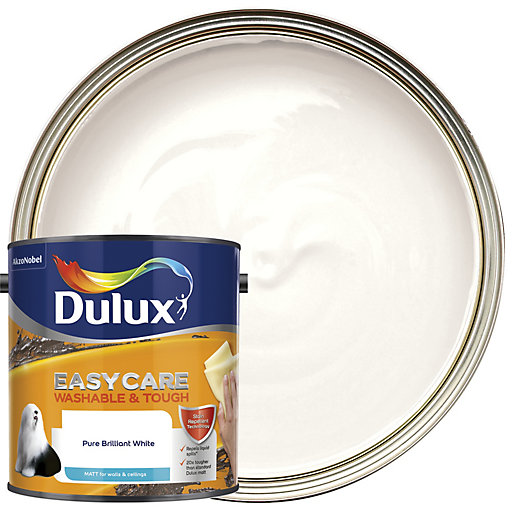 Dulux Easycare Washable & Tough - Pure Brilliant