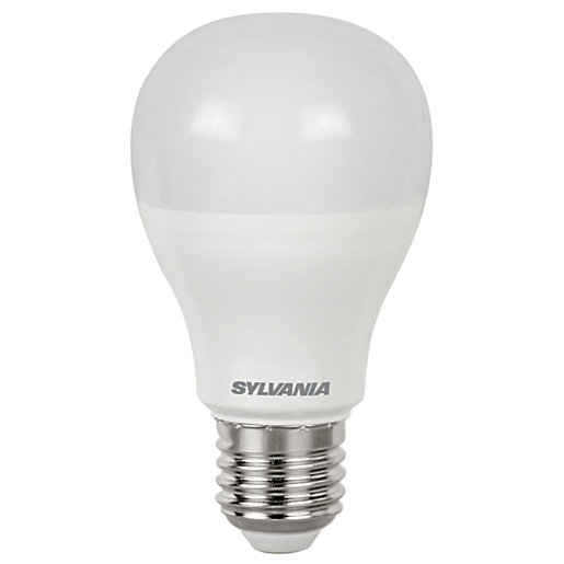 Sylvania LED GLS Dimmable Frosted E27 Light Bulb