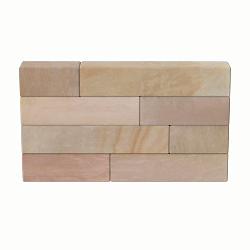 Marshalls Fairstone Sawn Versuro Smooth Coping Stone -