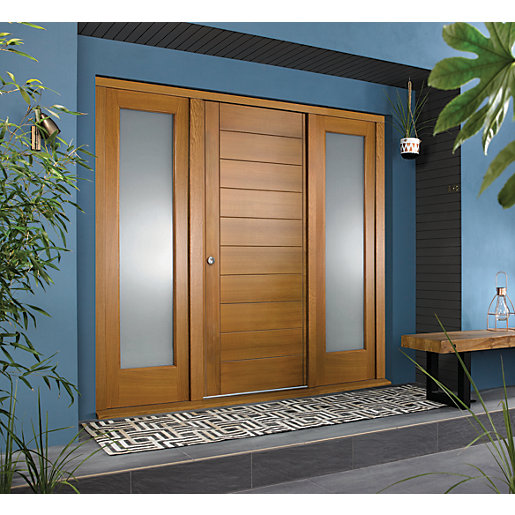 JCI Ultimate Door Frame with Double Side Light