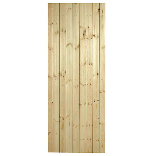 Hardwood Doors External Oak Veneer Doors Wickes
