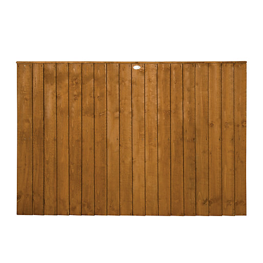 wickes featheredge fence panel 6 x 4ft multi packs. Black Bedroom Furniture Sets. Home Design Ideas