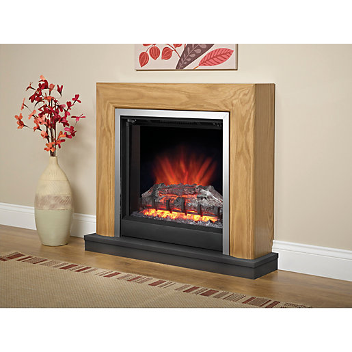 Fire Suites Fires Surrounds Wickescouk