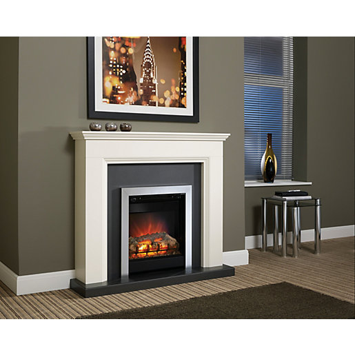 Be Modern Westcroft Electric Fire Suite Wickes Co Uk