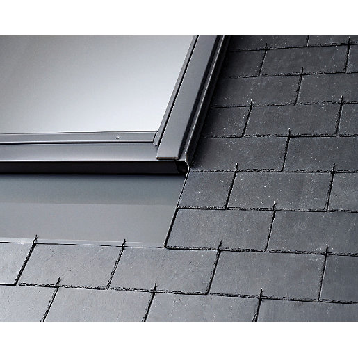 VELUX EDN Recessed Slate Roof Window Flashing