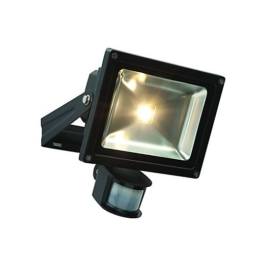 Wickes led pir floodlight 20w wickes co uk