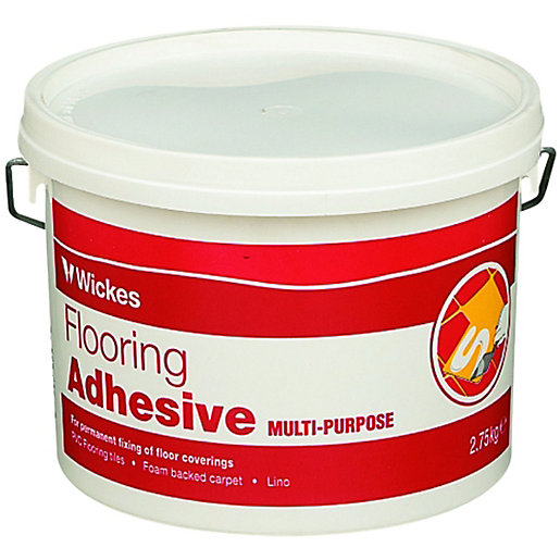 Flooring Adhesives & Sealants | Adhesives & Glues | Wickes co uk