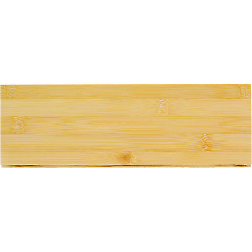 Style Blonde Bamboo Flooring Sample