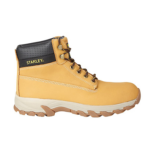 12c372619d3 Stanley Hartford Safety Boot - Tan
