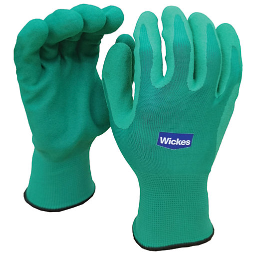 Wickes Gardening Gloves - Medium