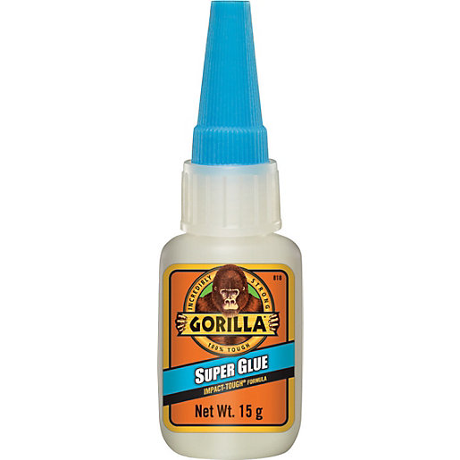 Gorilla Advanced Formula Super Glue - 15g