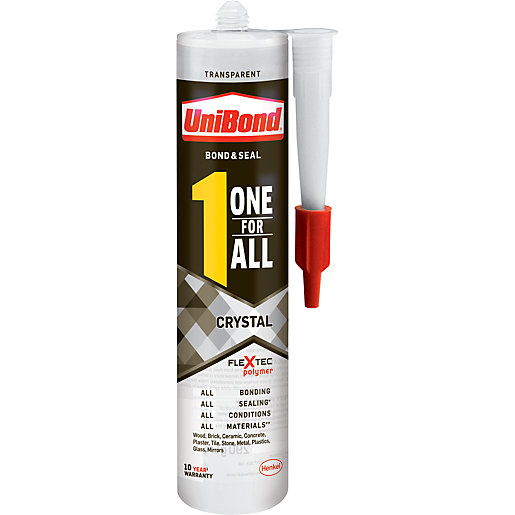 UniBond One for All Crystal - 290g