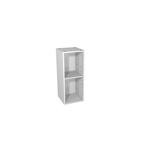 Wickes Hertford White Gloss Floor Standing or Wall