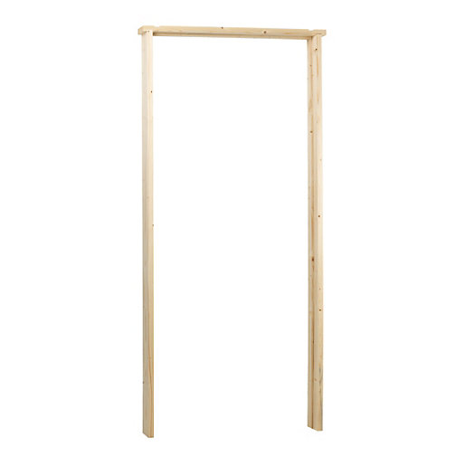 Wickes Softwood Internal Door Lining For 686 762mm Doors 27 5 X 132mm 2 01m