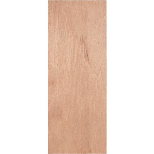 Mouse over image for a closer look.  sc 1 st  Wickes & Wickes Lisburn Internal Flushed 1 Panel Ply Veneer Door - 1981 x ...