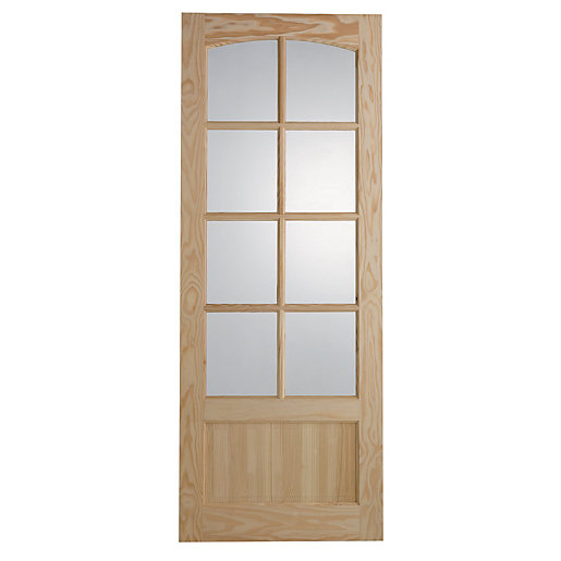 ... Panel Glazed Door becomes available again. Mouse over image for a closer look.  sc 1 st  Wickes & Wickes Newland Internal 9 Panel Glazed Door | Wickes.co.uk