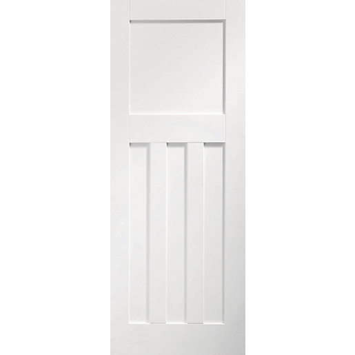 XL Joinery DX 1930s Classic White Softwood Internal