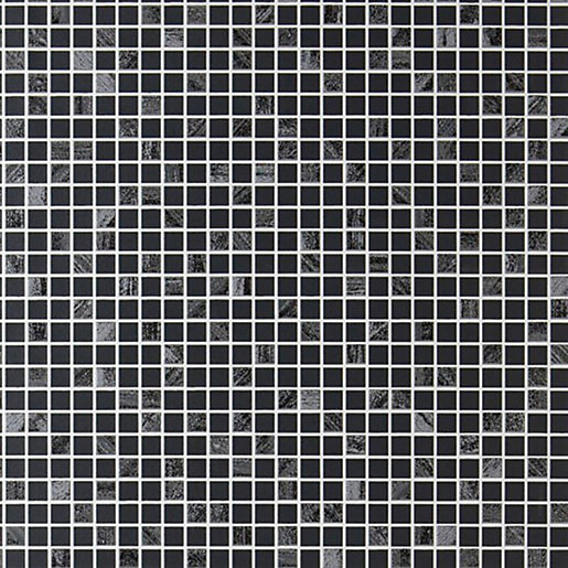 Graham Brown Contour Aurora Tile Effect Wallpaper Grey 10m