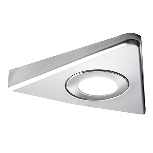 Wickes LED Single Triangle Natural Light - 2.6W