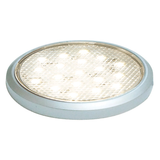Wickes Surface Mounted Slim Round LED Light