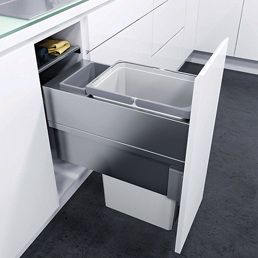 Kitchen Cabinets Wickes: Wickes Full Height Bin For 300mm Base Unit
