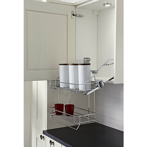 Kitchen Cupboards For Electrical Storage