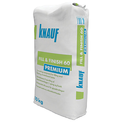 Knauf Fill & Finish Premium 60 – 10kg