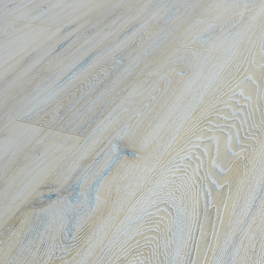 Kronospan Colorado Grey Oak Laminate Flooring - 2.22m2
