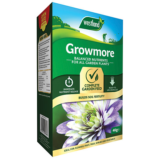 Growmore Garden Fertiliser Box - 4kg