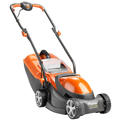 Chevron 32VC Electric Rotary Lawnmower
