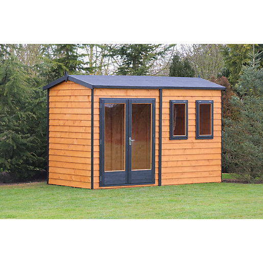 timber garden office. Mouse Over Image For A Closer Look. Timber Garden Office
