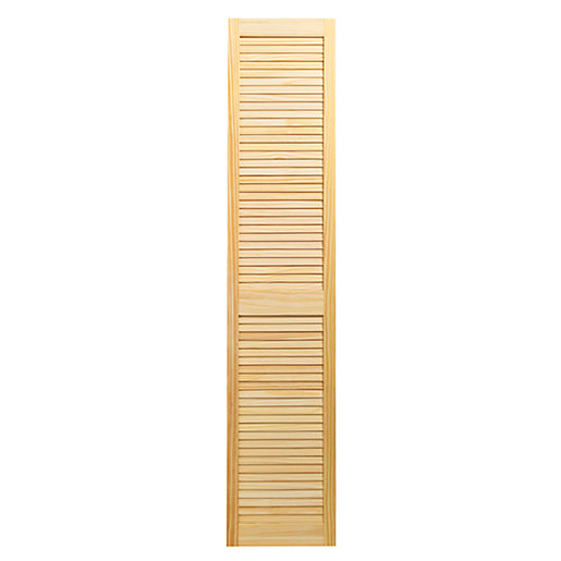 slatted doors. Wickes Internal Closed Louvre Door Pine 1829 X 381mm Slatted Doors