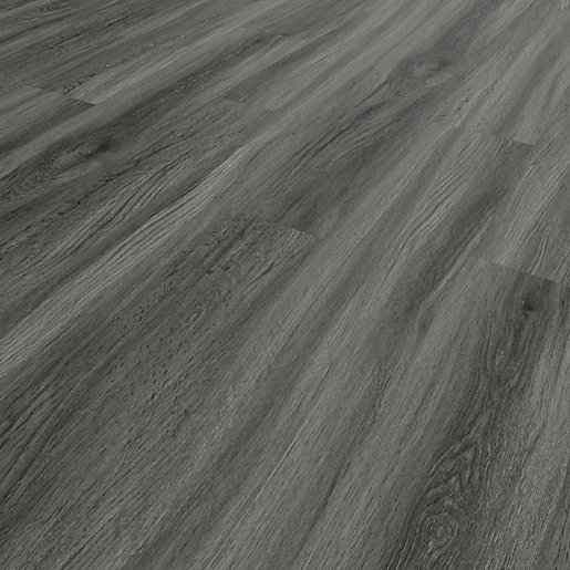 Novocore Ascot Dark Grey Oak Rigid Luxury Vinyl Flooring