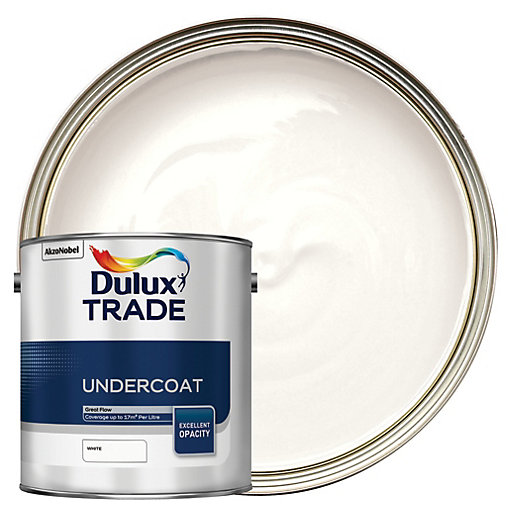Dulux White Undercoat Paint