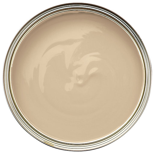 Wickes Exterior Gloss Paint - Cashmere Dream 750ml