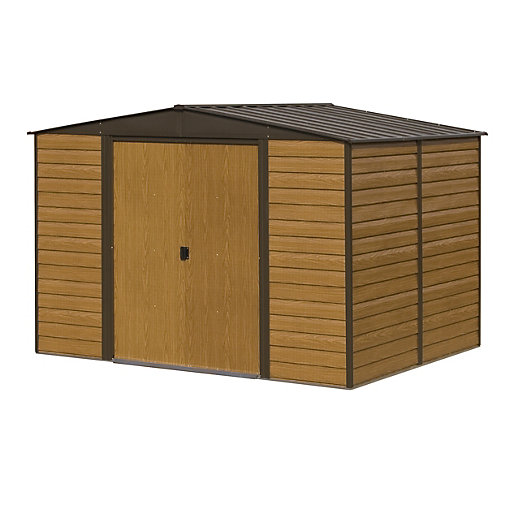 Rowlinson 10 x 12 ft Woodvale Large Double