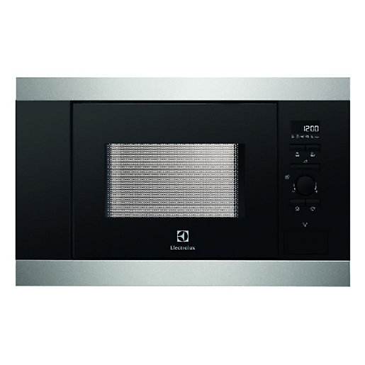 Electrolux 800w Microwave Oven Ems17006ox