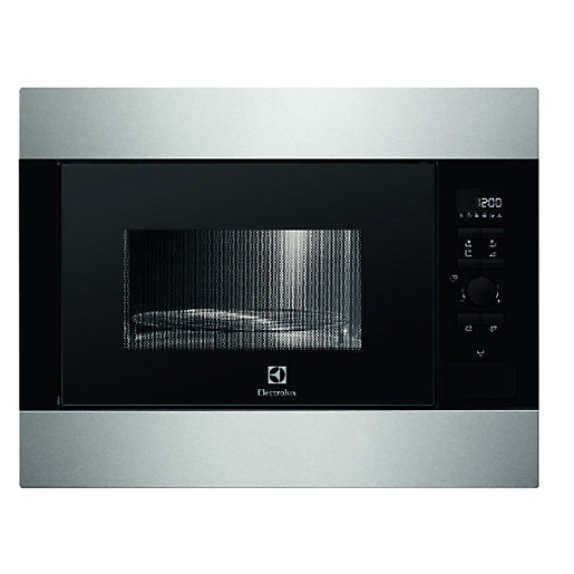 Electrolux 900w Microwave Oven With Grill Ems26204ox