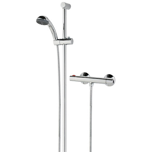 Mixer Showers | Showers and Enclosures | Wickes.co.uk