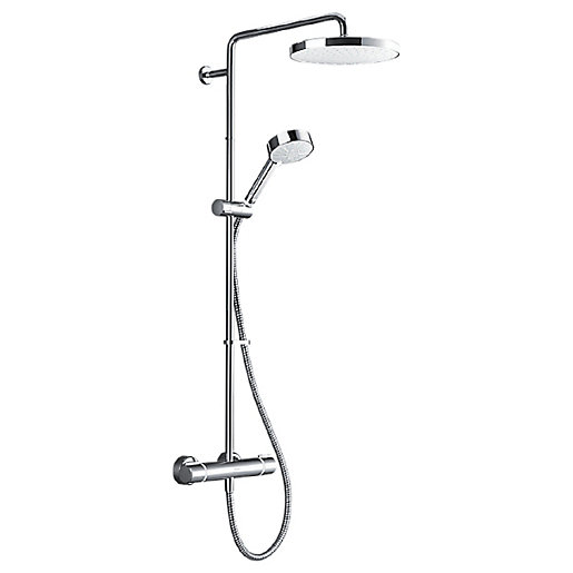 Mira Atom Exposed Rigd Diverter Mixer Shower