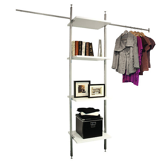 Wickes bedroom storage system large - Modular bedroom furniture systems ...