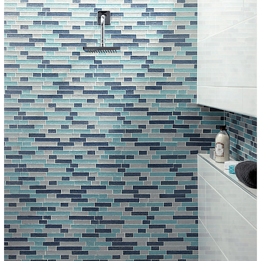 mosaic tiles decorative tiles wickes co uk